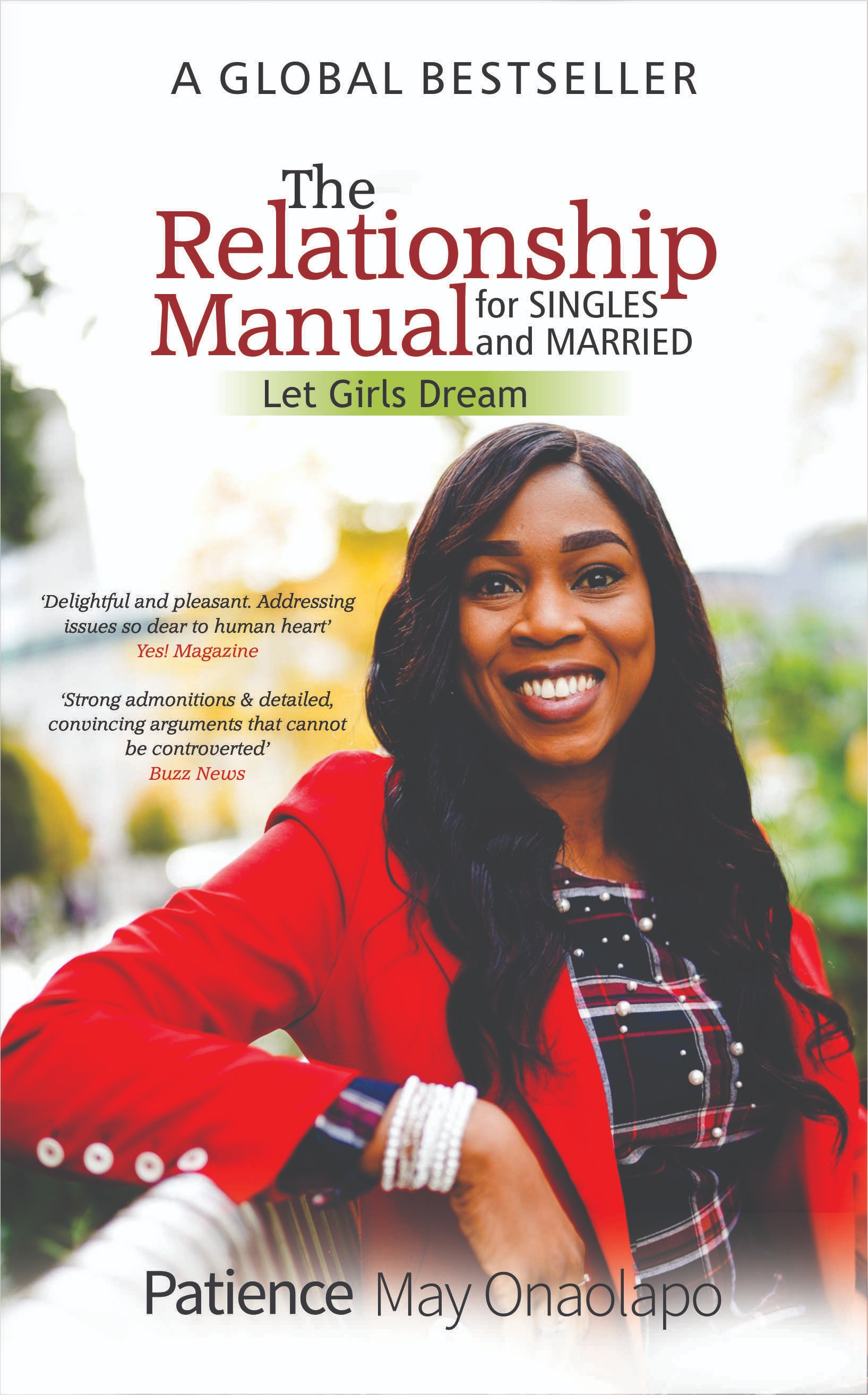 The Relationship Manual for Singles & Married - Let Girls Dream