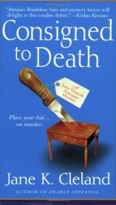 Consigned to Death (Josie Prescott Antiques Mysteries)