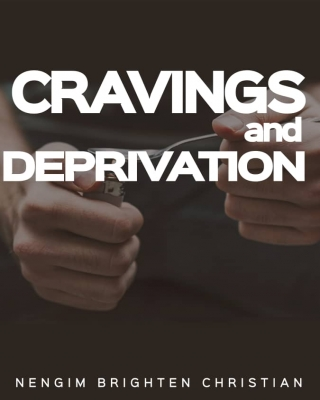 Cravings and Deprivation (#CampusChallenge)