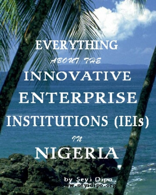 INNOVATIVE ENTERPRISE INSTITUTIONS (IEIs) IN NIGERIA