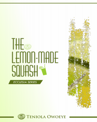 The Lemon-Made Squash