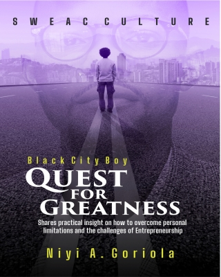 Black City Boy - Quest For Greatness