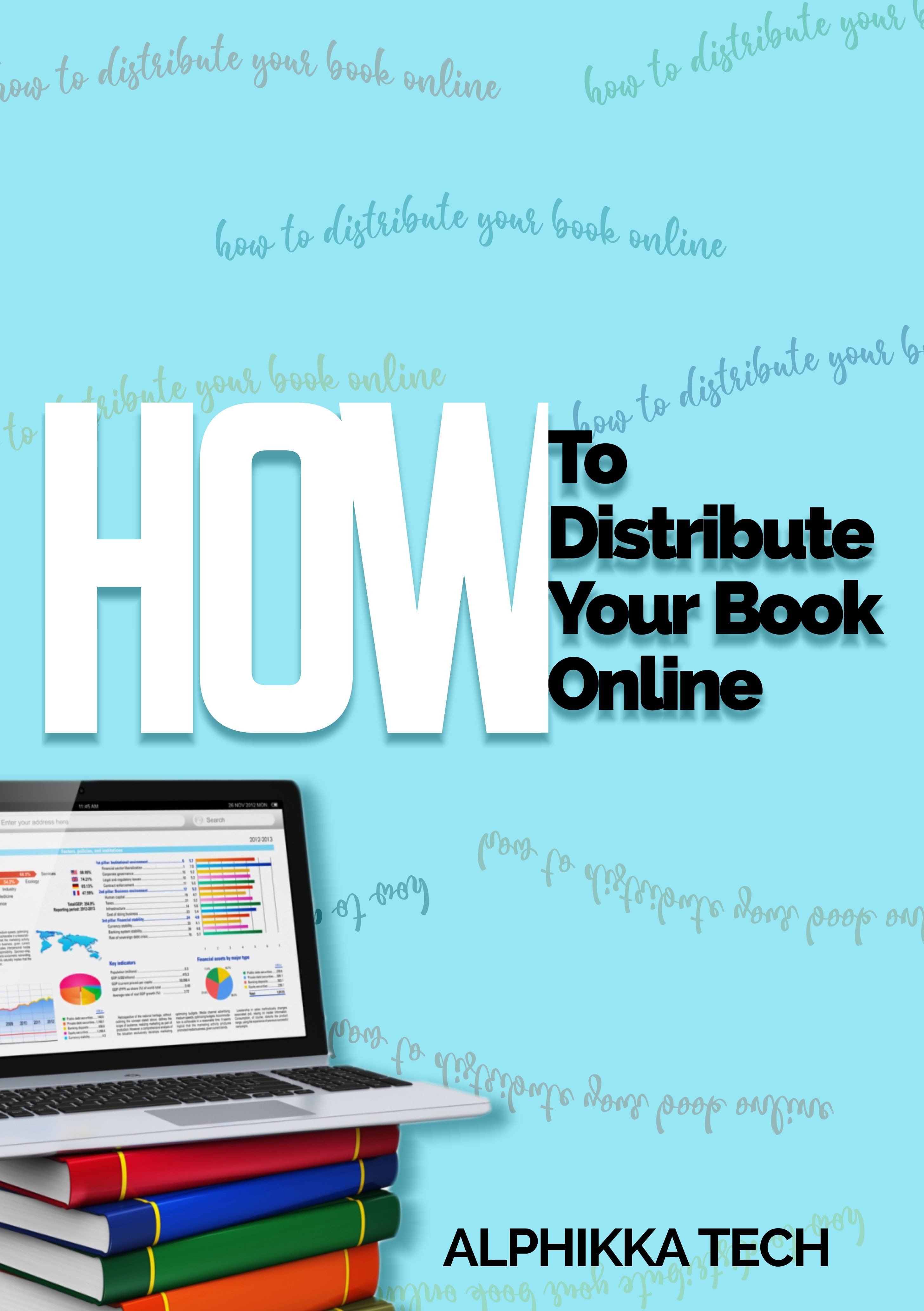 How To Distribute Your Book Online