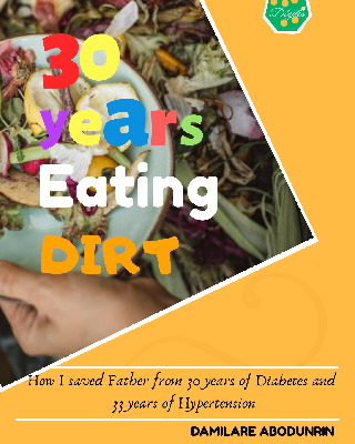 30 Years eating dirt
