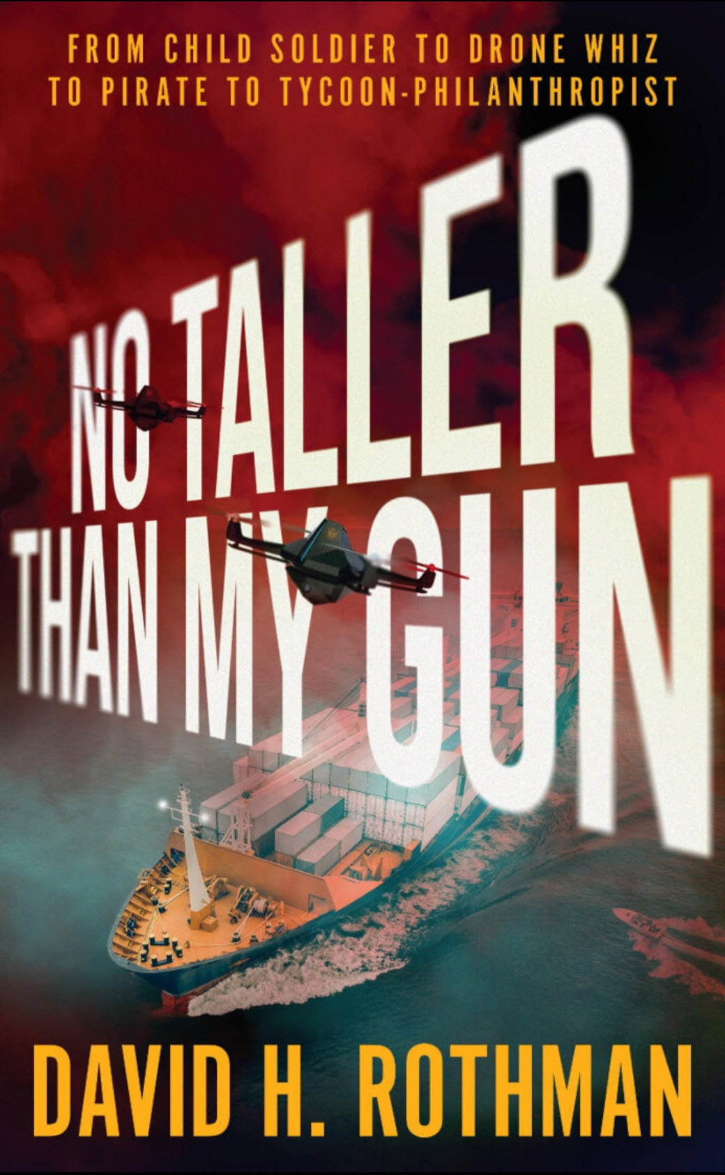 No Taller than My Gun