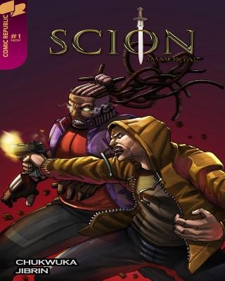 Scion: Immortal #1