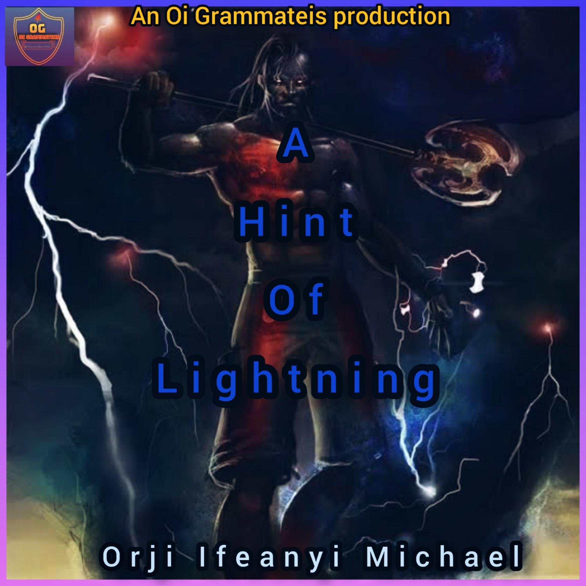 A Hint of Lightning