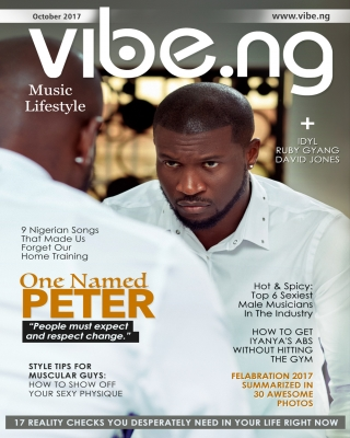Vibe.ng Magazine October 2017 Issue - Adult Only (18+) ssr