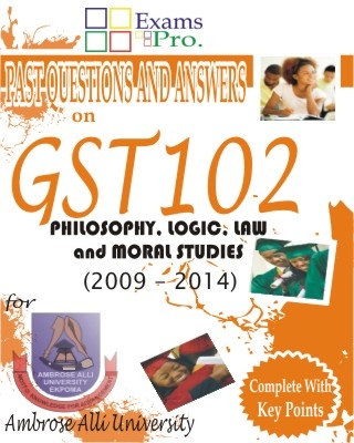 [FREE COPY] GST 102 - KEY POINTS, PAST Q & A - A.A.U. EKPOMA