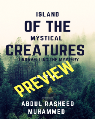 ISLAND OF THE MYSTICAL CREATURES