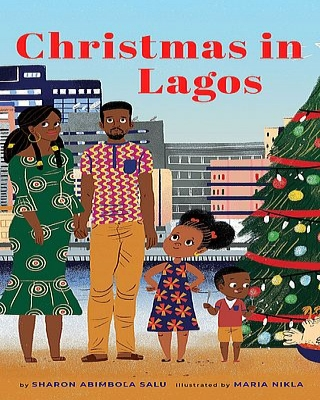Christmas in Lagos: A Picture Book