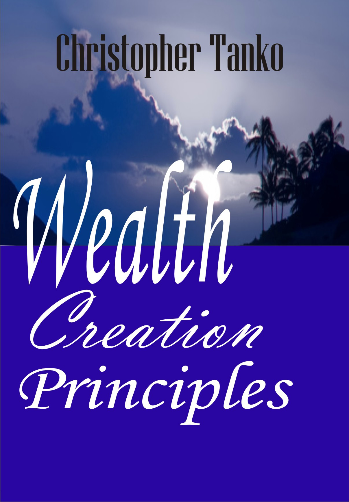 WEALTH CREATION PRINCIPLES