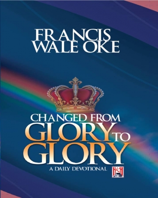 Changed from Glory to Glory Devotional