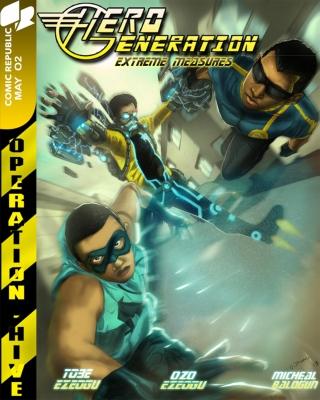 Hero Generation: #2