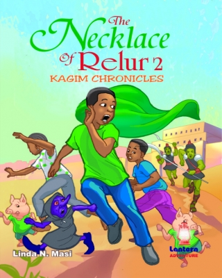 The Necklace of Relur : Kagim Chronicles Vol 2