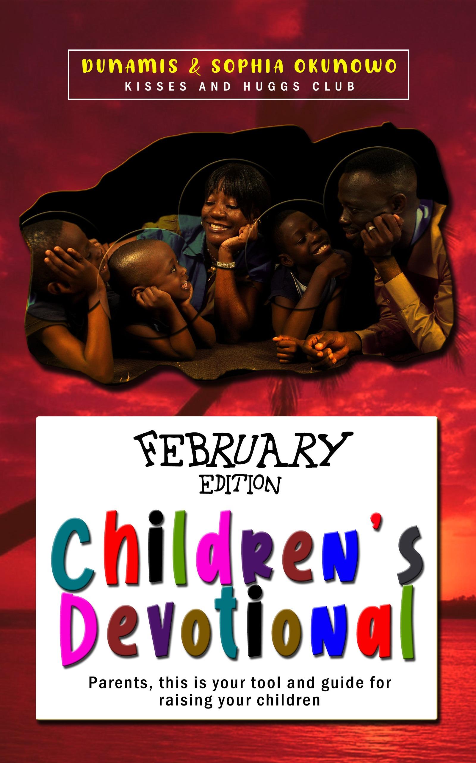 Children's Devotional (February Edition)