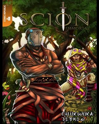 Scion Immortal #2