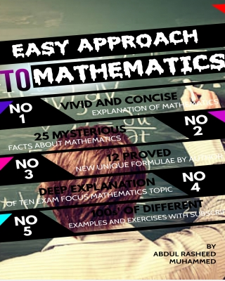 EASY APPROACH TO MATHEMATICS