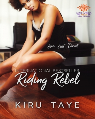 Riding Rebel (The Essien Series Book 3)
