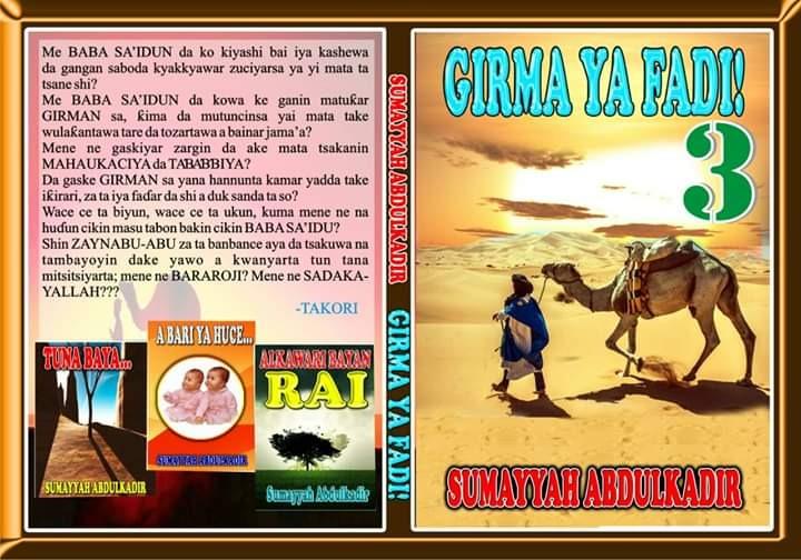 GIRMA YA FADI! 3