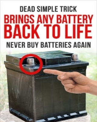 You Will Never Dispose Any Old Or Dead Battery After Reading This