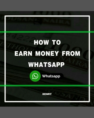 How To Earn Money From Whatsapp