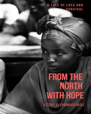 FROM THE NORTH WITH HOPE (#CAMPUS CHALLENGE)