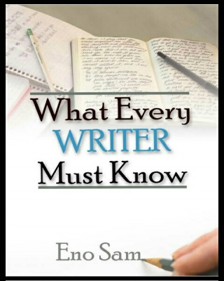 What every writer must know