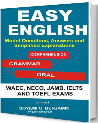 Easy English for WAEC, NECO, JAMB, IELTS and TOEFL