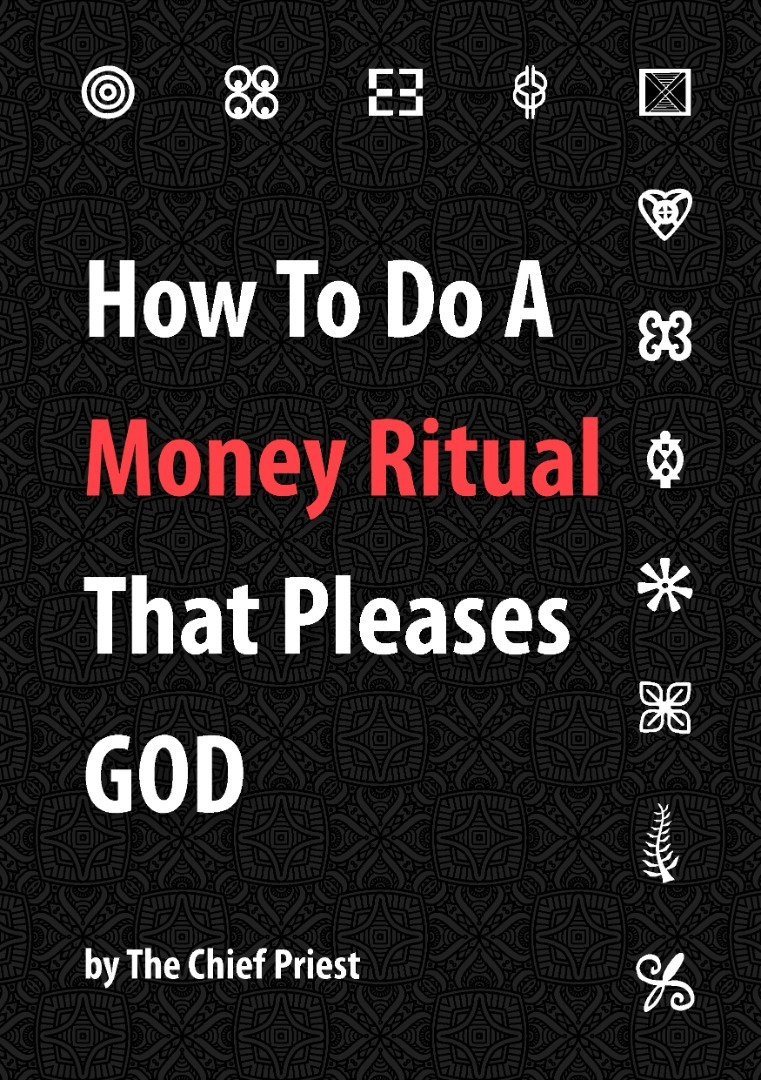 How To Do A Money Ritual That Pleases God