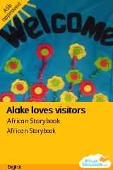 Alake loves visitors