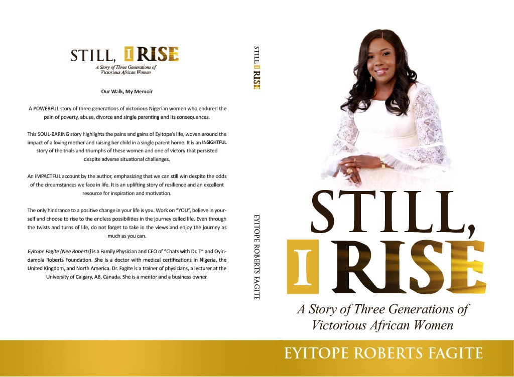Still, I Rise. A Story of Three generations of Victorious Africa