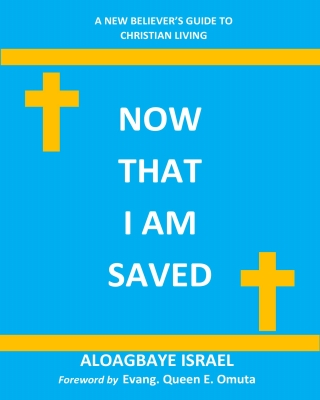 NOW THAT I AM SAVED - Anew believers guide to christian living