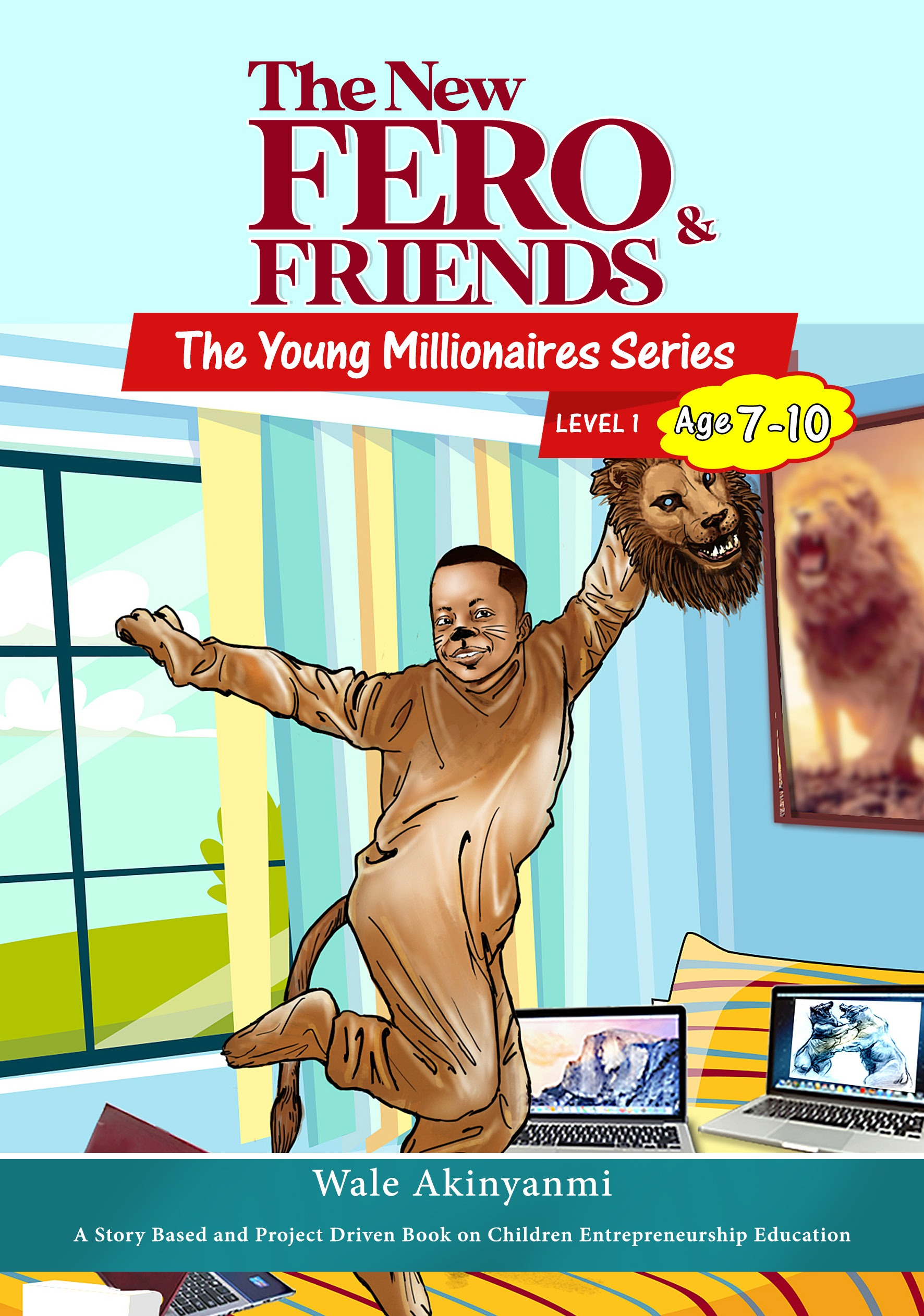 The New Fero and Friends: The Young Millionaires Series