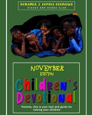 Children's Devotional (November Edition)