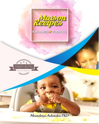 Morson Recipes For Babies and Toddlers