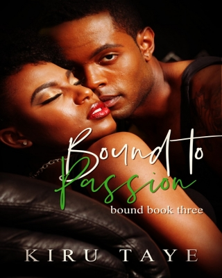 Bound To Passion (Bound series #3)