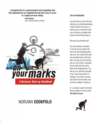 On Your Marks (A Business Start-up Handbook)