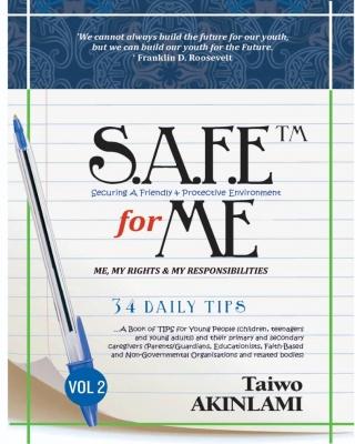 S.A.F.E™ 4 ME BOOK OF TIPS VOL 2