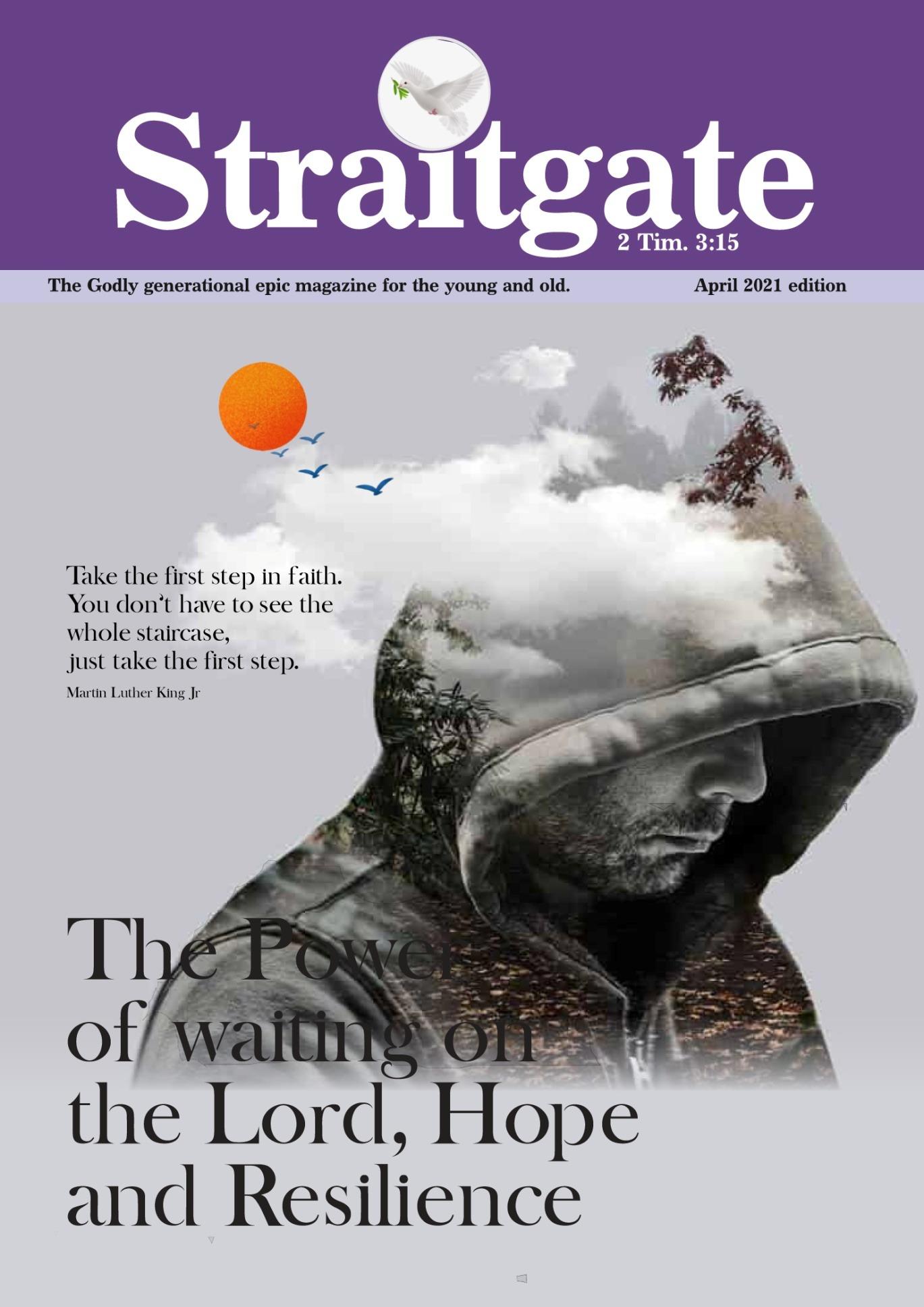 Straitgate Magazine