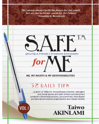S.A.F.E™ 4 ME BOOK OF TIPS VOL 1