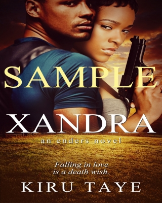 Xandra (Enders Series #2) SAMPLE