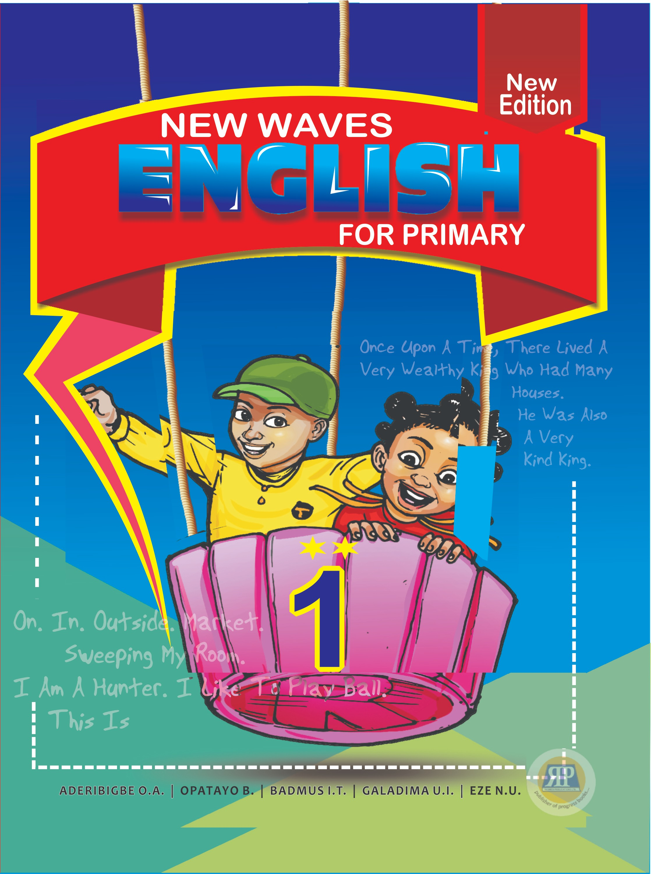 New Waves English Primary 1