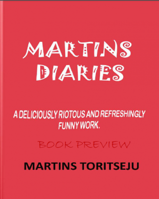 Martins Diaries (Comedy) Preview