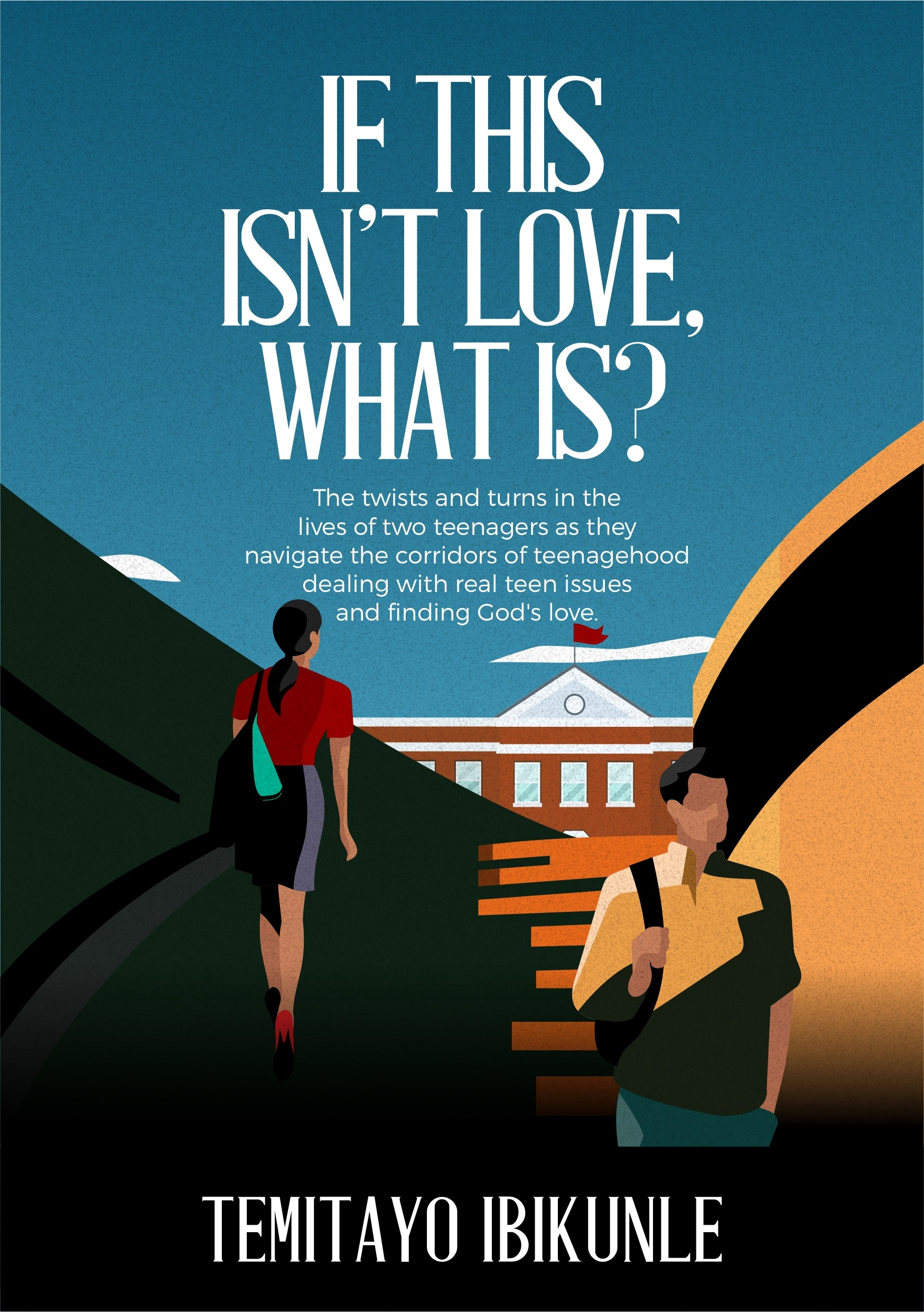 IF THIS ISN'T LOVE, WHAT IS?: The twists and turns in the lives o
