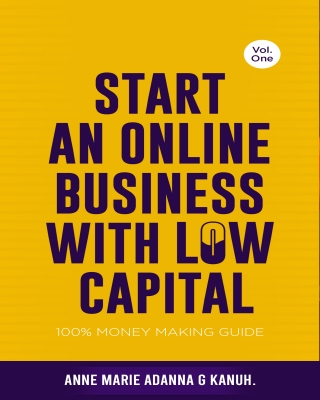 START AN ONLINE BUSINESS WITH LOW CAPITAL