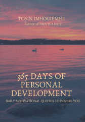 365 DAYS OF PERSONAL DEVELOPMENT