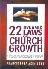 22 Dynamic Laws of Church