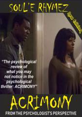 ACRIMONY; THE PSYCHOLOGIST'S PERSPECTIVE