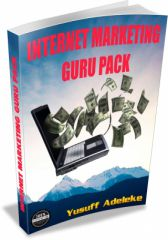 Internet Marketing Guru Pack
